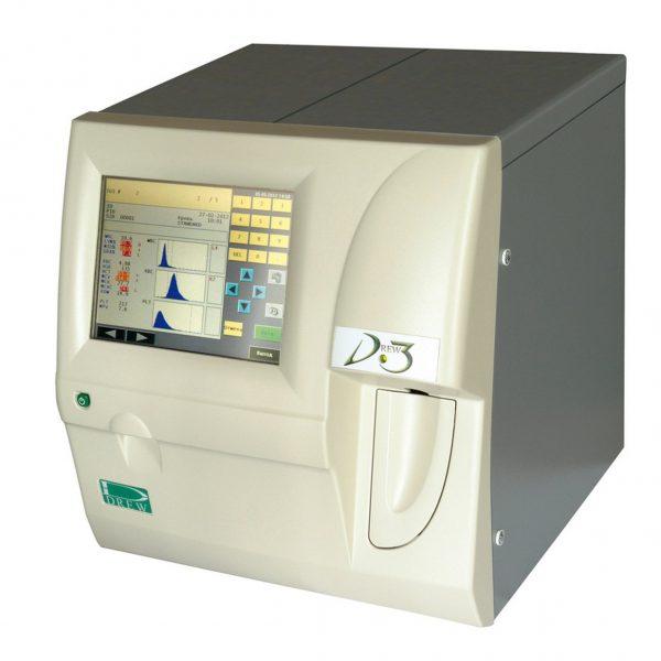 Гематологический анализатор-автомат DREW-3