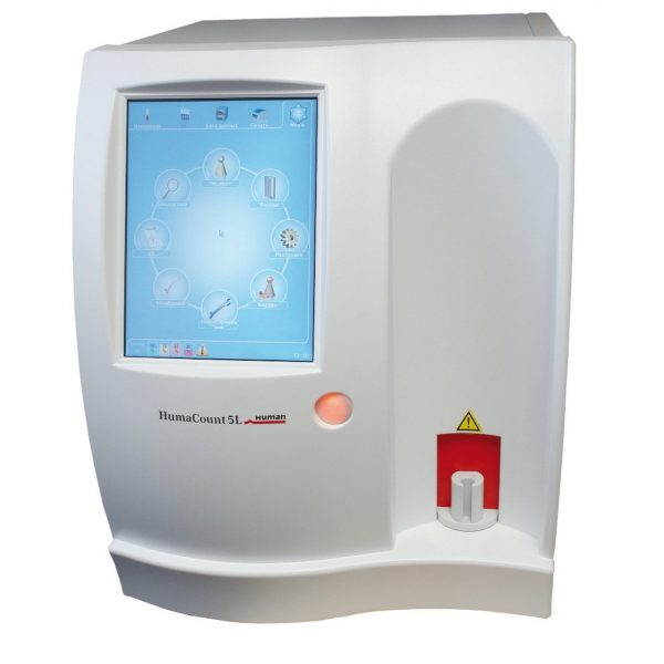 Гематологический анализатор-автомат HumaCount 5L c автоподатчиком